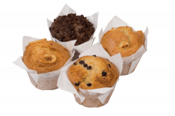 Muffin Selection transparent PNG - StickPNG