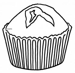 United States Clip Art by Phillip Martin, Massachusetts State Muffin ...