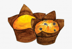 Blueberry Muffin Clipart Baking Class - Muffin - 640x480 PNG ...