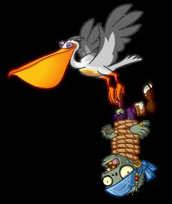 Pelican Zombie | Plants vs. Zombies Wiki | FANDOM powered by Wikia