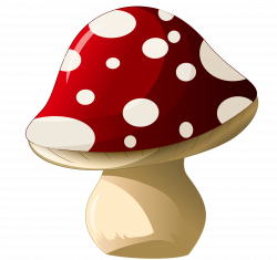 Mushroom PNG Clipart Picture | Gallery Yopriceville - High-Quality ...