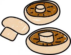 Button Mushrooms Prawny Food Clip Art – Prawny Clipart ...