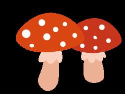 Autumn Maple leaf Cartoon Clip art - Cartoon pink mushrooms 717*538 ...