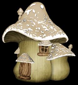Douce Nuit | Mushroom house, Mushrooms and Fairy