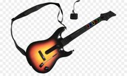 Guitar Cartoon clipart - Guitar, transparent clip art