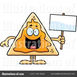 Nacho Clipart #1164918 - Illustration by Cory Thoman