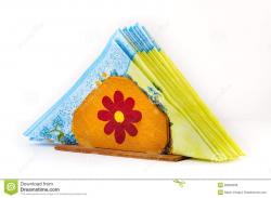 Clip Art Napkin Holder Clipart
