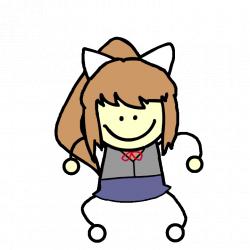 Need a little Monika in my life!