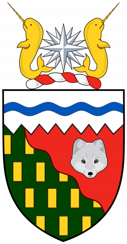 File:Coat of arms of Northwest Territories.svg - Wikimedia Commons
