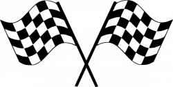 Nascar Finish Line Clipart
