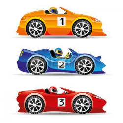 Race Car Symbol Cliparts, Stock Vector And Royalty Free Race ...