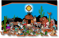 A Southwest Nativity for Children — A Free Download courtesy of ...