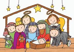 St Nicholas: Children's Crib Service - This Sunday 3.30pm