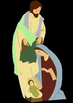 Public Domain Clip Art Image | nativity | ID: 13528094618789 ...