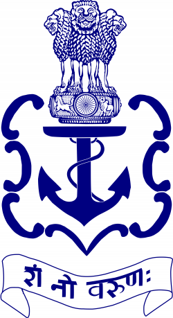 File:Indian Navy crest.svg - Wikimedia Commons