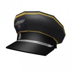 WW2 German Officer Hat - Roblox