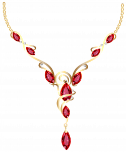 Gold Diamond Necklace PNG Clipart   Gallery Yopriceville - High ...
