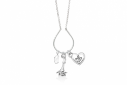 Ring Necklace - clipart