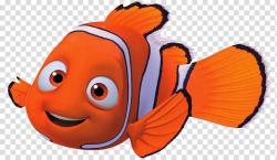 Finding Nemo , Marlin Pixar , starfish transparent ...