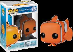 Glam Shots: POP! Disney Pixar 'Finding Nemo' | The Vinyl Dead - Toys ...