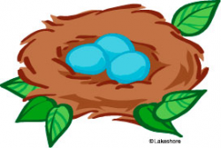 Nest Free Clipart