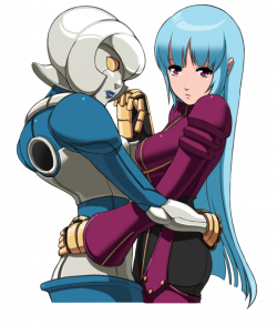 Kula/Candy - KOF: Chapter of NESTS (Pachinko) PNG by Zeref-ftx on ...