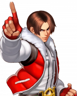 King of Fighters 98 UM OL Nests Style Kyo by hes6789 on DeviantArt