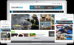 ColorMag - Free Magazine Style Responsive WordPress Theme 2018