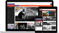 Flexible WordPress Magazine Theme - NewsMag Pro