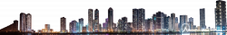 Skyline Wide Night PNG Image - PurePNG | Free transparent CC0 PNG ...