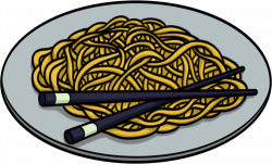 28+ Collection of Simple Noodle Drawing | High quality, free ...