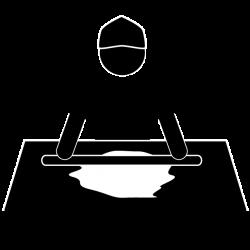 Buckwheat noodles - Free pictogram-illustration   Qualification skills