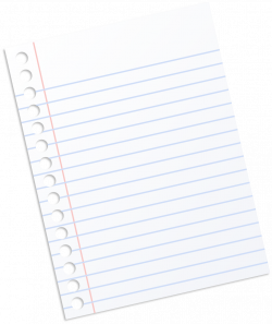 Paper Notebook Material Line - torn paper 1017*1209 transprent Png ...