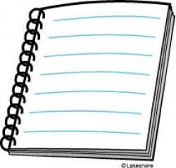 Spiral Notebook Paper Clipart | Clipart Panda – Free Clipart ...