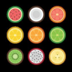 Sliced Fruit + Notebook Cover Design on Behance