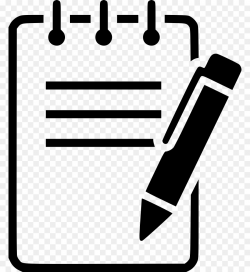 Paper Computer Icons Notebook Clip art - notepad png download - 840 ...