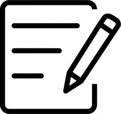 Notepad Svg Png Icon Free Download (#190597) - OnlineWebFonts.COM