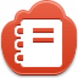 Notepad Icon   Free Images at Clker.com - vector clip art online ...
