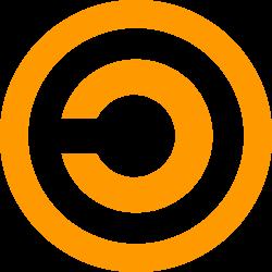 File:Orange copyleft.svg - Wikimedia Commons