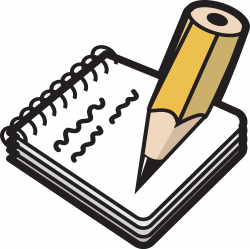 19 Notepad clipart HUGE FREEBIE! Download for PowerPoint ...