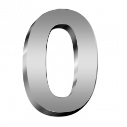 White Number 1 In Red Circle transparent PNG - StickPNG