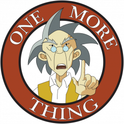 ONE MORE THING! by RAFstoryart on DeviantArt