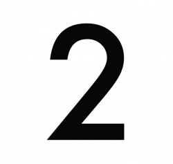 Number 2 PNG | sgraew | Pinterest | Free