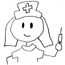 Free clip art school nurse clipart 3 image #4626