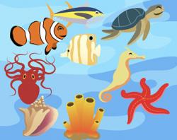 Ocean Clipart | jokingart.com