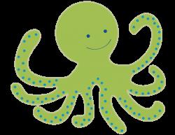 Baby Octopus Clip Art Clipart - Free Clipart. | bulletin board ideas ...