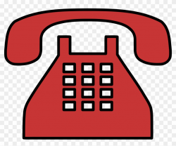 Phone Clipart Old Fashion - Old Fashioned Phone Clipart, HD ...