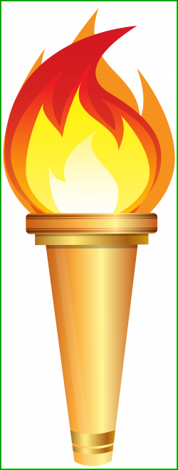 Shocking Olympic Torch Png Clip Art Image Gallery Yopriceville High ...