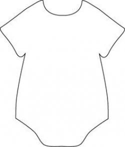 molde babygrow - Pesquisa Google   Girl   Convites de bebê ...
