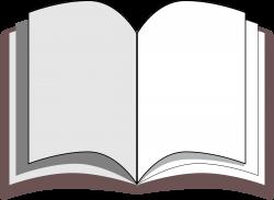 Free open book clipart public domain open book clip art images 3 2 ...